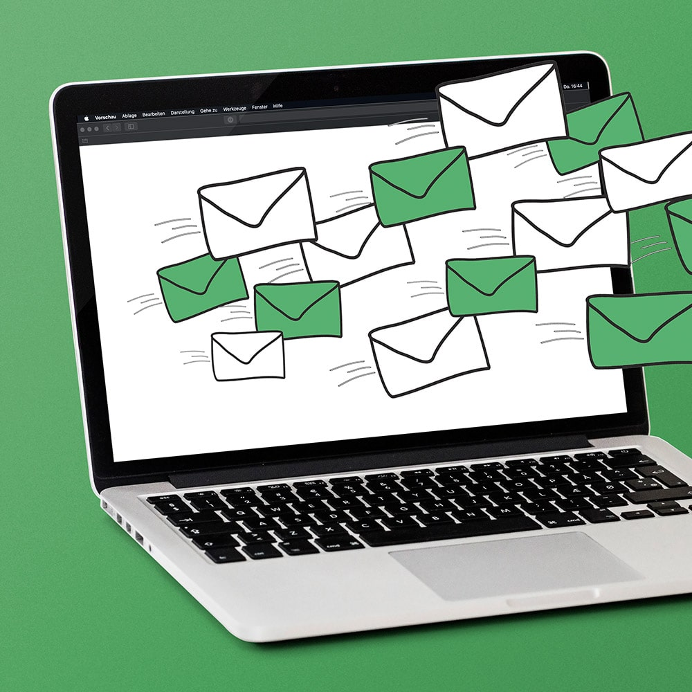 Email-Marketing, Newsletter